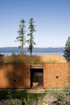 Stone Creek Camp, Amazing Natural Homes and Breathtaking Landscapes #Architecture