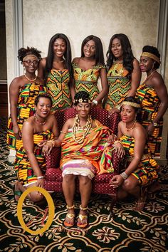 I Do Ghana | Kente wedding