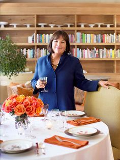 Ina Garten's Thanksgiving Advice - Have a Stress-Free Holiday - House Beautiful