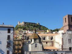 Bosa, Sardinien Paris Skyline, Street View, Travel, Beautiful Images, Sardinia, Sustainability, Island, Nature, Viajes