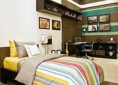 DORMITORIOS PARA JOVENES VARONES YOUNG MAN´S BEDROOM by dormitorios.blogspot.com