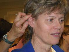 Ear Reflexology for home and social settings. www.AmericanAcademyofReflexology.com