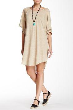 Rita Linen Tunic Dress