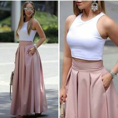 Ankle-Length Sleeveless Round Neck Dresses, Shop plus-sized prom dresses for curvy figures and plus-size party dresses. Ball gowns for prom in plus sizes and short plus-sized prom dresses for Elegant Prom Dresses, Prom Dresses For Sale, Elegant Outfit, Classy Dress, Classy Outfits, Chic Outfits, Fashion Outfits, Trendy Outfits, Evening Dresses