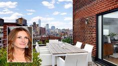 Julia Roberts New York City Apartment New York City Apartment, Julia Roberts, Celebrity Houses, World, Celebrities, Youtube, Celebs, The World, Youtubers