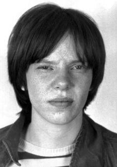 Susanne Albrecht RAF