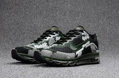 Details about Very Rare Men's Nike Air Max 90 360 Hybrid Skull Pack Black Silver Size 11 UK