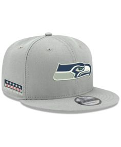 best sneakers c364c 785d5 New Era Seattle Seahawks Crafted in the Usa 9FIFTY Snapback Cap - Gray  Adjustable Oakley Hat