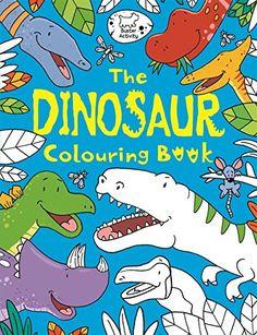 Download The Dinosaur Colouring Book Buster Activity By Jake Mcdonald PDF EPUB