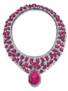 Unique Jewels - Graff Diamonds