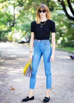 #street #style #fashion Street Style  50 Cool Girl–Approved Outfit Ideas via @WhoWhatWear