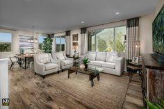 Villas at Sycamore Farms is a community of new homes in Surprise, AZ by KB Home. Choose a floor plan, personalize it, and build your dream home today. Sycamore Farms, Arizona, Farm Plans, Kb Homes, Phoenix Homes, New Home Communities, Build Your Dream Home, New Homes For Sale, New Living Room