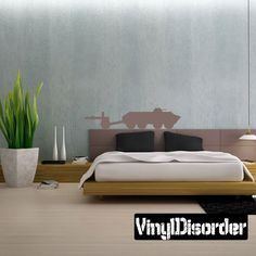 Vinyl Disorder decals are a great way to add a stylistic touch to almost any surface! Car Decals, Vinyl Wall Decals, Military Tank, Floor Chair, Simple, Furniture, Home Decor, Decoration Home, Room Decor