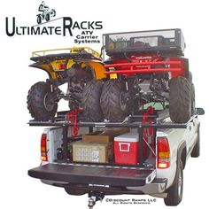 44 Best Atv Truck Racks Images Atv Atv Accessories Atv