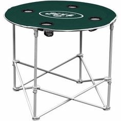 New York Jets Round Table, Multicolor
