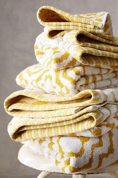 Towels - Anthropologie