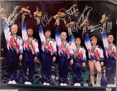 1996 women's olympic gymnastics team