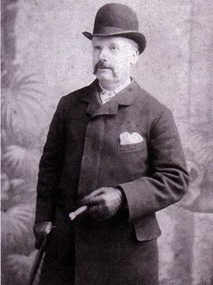 Mr George Lusk was the president of the Mile End Vigilance Committee which was set up on the 10th September 1888 in the wake of the murder of Annie Chapman. He lived in Alderney-street, Mile-end and throughout early October 1888 his name was appearing regularly in the newspapers as he and his fellow committee members were badgering the authorities  in order to get them to off a reward for information that might lead to the apprehension of the Whitechapel Murderer.