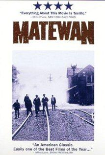John Sayles' brilliant film about the mine wars in WV in the 1920s--family lore has it that my great-grandfather served on the jury that didn't convict Sid Hatfield for his role in what came to be known as the Matewan Massacre.