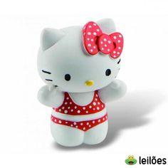 hello kitty figurines | Hello Kitty Figure Bikini Kitty 5 cm - 2639772 - SAPO Leilões
