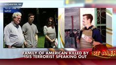 Parents of Beheaded American Journalist Emotionally Speak Out... AUG 20 2914... GOD BLESS THIS FAMILY