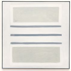conversationswiththelight:  Spring, Agnes Martin 1958 Oil on canvas 50 x 50 (127 x 127 cm)Dia Art Foundation