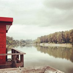 Fort to Fort Trail and the first day of fall. BC is beautiful. #fortlangley - @alidachristine- #webstagram