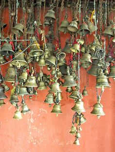 "zindag-i:    ""Temple bells"" by John Mitchell | Redbubble"
