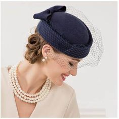 5e2419f14f2a4 26 Best Ladies occasion hats and fascinators images in 2017 | Flat ...
