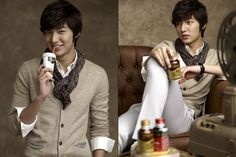 Lee Min Ho for Cantata.