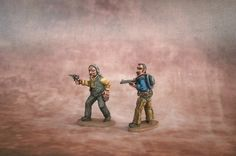 Jacksarge's Wargames Ramblings: A Couple of Dead Man's Hand Rogues!