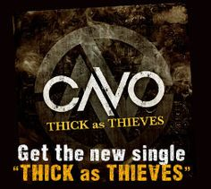 Cavo - Thick as Thieves and Celebrity Music Websites, Greatest Rock Bands, New Music, Theatre, Favorite Things, Celebrity, Awesome, Check, Celebs