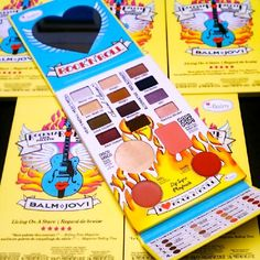 the Balm Balm Jovi Palette Launches Online | Musings of a Muse