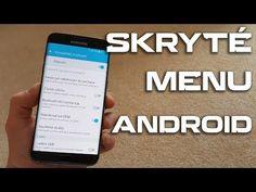 Skryté menu Androidu které zrychlí mobilní telefon a tablet Hardware Software, Samsung Galaxy S5, Diy And Crafts, Smartphone, Internet, Good Things, Education, Youtube, Celebrities