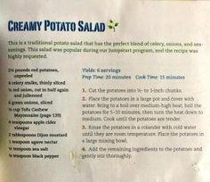 Creamy Potato Salad from PLANTPURE Nation