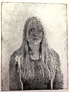 'Twin' identity project by Jenna - etching. AS Fine Art Truro College Exam final piece 2015 Healthy Chicken Pasta, Grilled Teriyaki Chicken, Chicken Noodle Recipes, Lemon Chicken Orzo Soup, Coconut Curry Chicken, Healthy Soup Recipes, Healthy Dinner Recipes, Truro College, Veggie Burrito