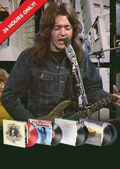 Rory Gallagher. Drunk Woman, Rory Gallagher, Odd Fellows, The Music Man, Tour Posters, Him Band, Blues Rock, Ringo Starr, Irish Men