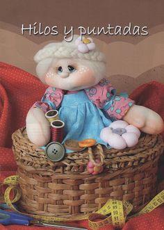Diy And Crafts, Teddy Bear, Album, Pattern, Animals, Books, Tela, Handmade Rag Dolls, Artwork Ideas