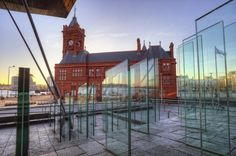 Cardiff Reflections by Tomas Sentpetery on 500px