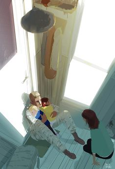 Welcome home Soldier. by PascalCampion.deviantart.com on @DeviantArt