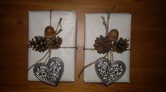 Karácsony, dekor csomagolás