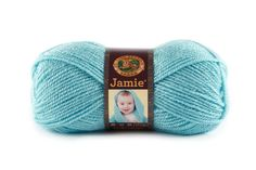 JAMIE- BLUE BONNET - This modern update of our classic Jamie® yarn features a sophisticated sherbet color palette and a versatile DK weight. Snuggly soft, machine washable and dryable this yarn is perfect for every baby project.