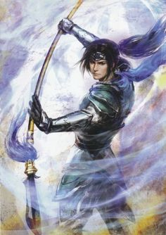 Dynasty Warriors 7 ~ Zhao Yun