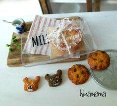 11/9*さくらんぼケーキとクッキーのセット*ミニチュアフード