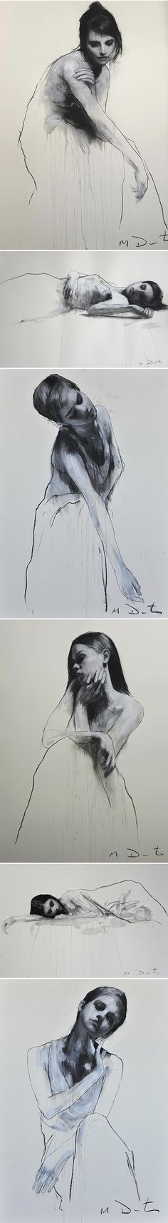 drawings by mark demsteader