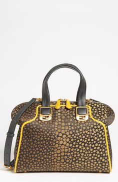 Pure Love-Fendi 'Chameleon - Small' Silk Tote