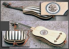 Lutes & Guitars | Renaissance & Baroque guitars
