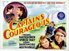 Image result for Captain Courageous