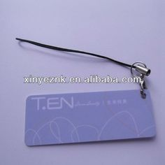 different style soft enamel keychain card with keyring promotional gift card