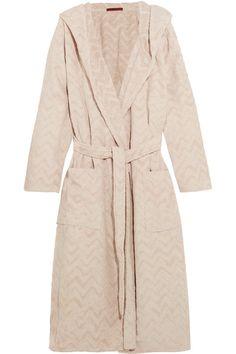 1b58259e77 Missoni Home - Rex hooded cotton-terry robe